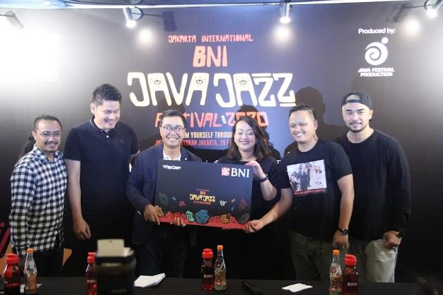 BNI Java Jazz Festival Kembali Digelar Mulai Tanggal 28 Febuari hingga 1 Maret 2020