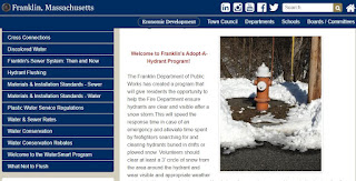 """""""Adopt a hydrant"""" program returns with winter weather"""