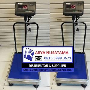 Jual Timbangan Pagar Duduk Digital 150KG di Depok