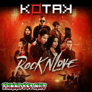 Kotak - Rock N Love (2014) Album cover