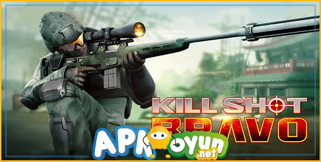 Kill-Shot-Bravo-MOD-APK-v4.1-Mermi-Hileli