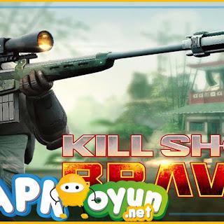 Kill Shot Bravo MOD APK v4.1 - Mermi Hileli