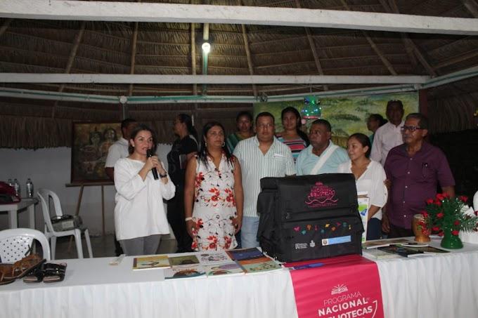 Con siete nuevas Bibliotecas Rurales Itinerantes, Gobernación del Magdalena logra llevar cultura a los menos favorecidos