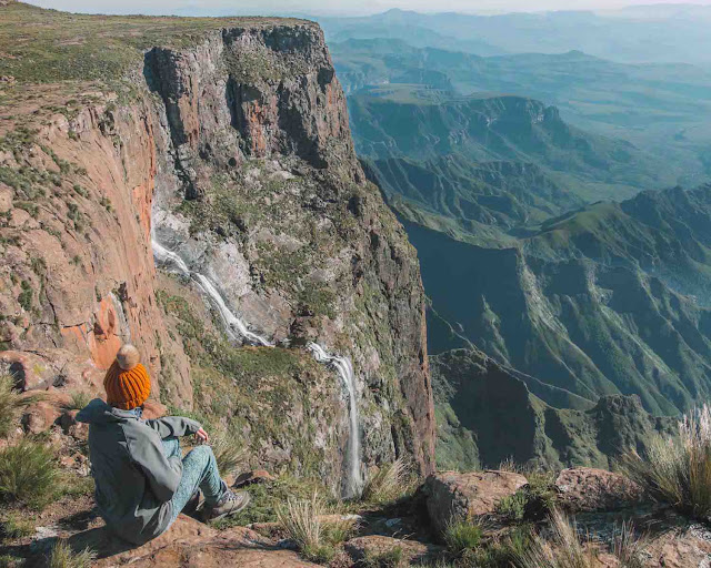 Tugela Falls - Top South African attraction for 2020
