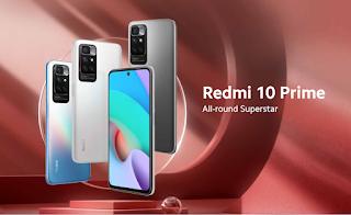 Redmi 10 Prime has been launched in India   Redmi 10 Prime மொபைல் இந்தியாவில் அறிமுகப்படுத்தப்பட்டது