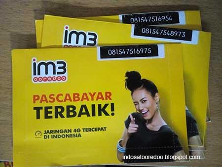 Keunggulan Berlangganan Kartu Pasca Bayar Indosat Ooredoo IM3 Mentari Matrix