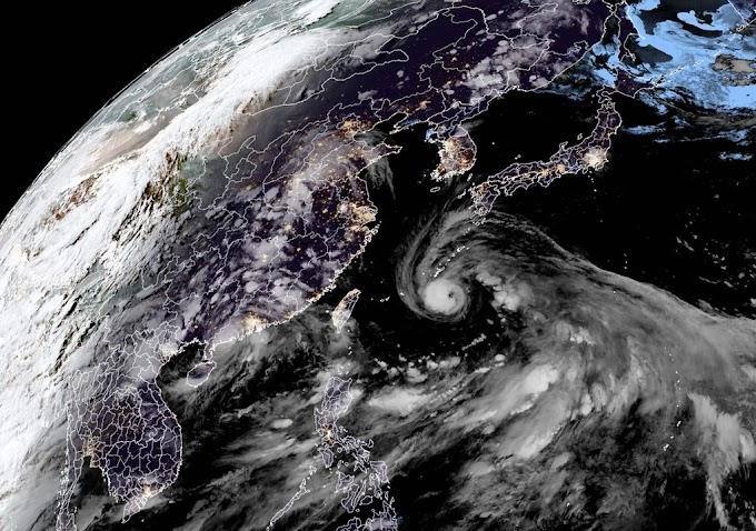 Tufão poderá passar próximo de Tóquio na Abertura dos Jogos Olímpicos