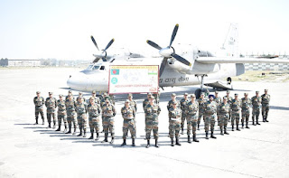 Indian Army to Participate in 'Shantir Ogroshena 2021'