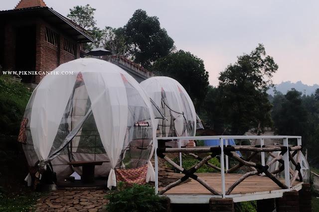rumah balon di Tafso