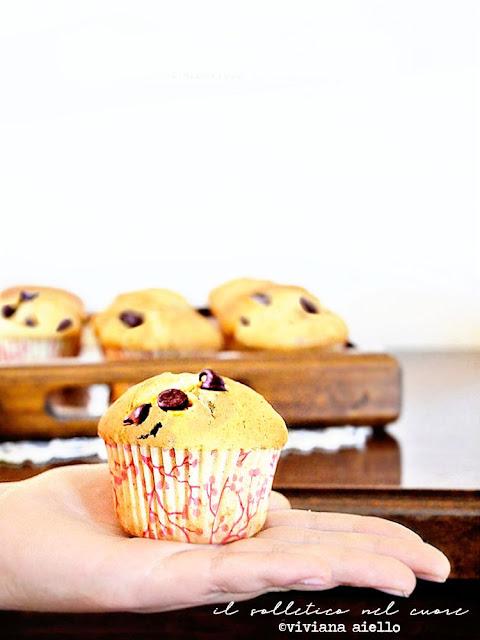 muffin-banana-gocce-cioccolato