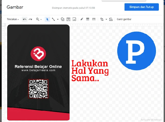 Free File : Cara membuat name tag word gratis_nanda