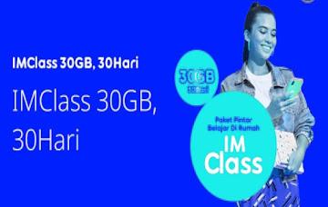 Cara Mendaftar Paket Imclass Indosat Tanpa Link Alternatif dan Dial