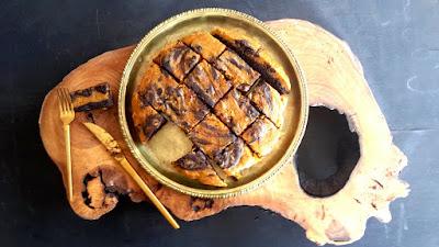 Balkabaklı Brownie Tarifi nasıl yapılır kolay lezzetli tatlı yemek tarifleri browne