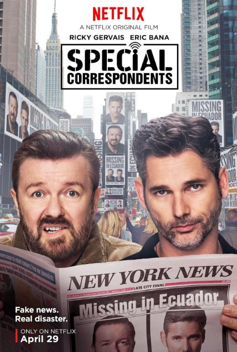 Baixar SpecialCorrespondents Special Correspondents HDRip XviD Dual Audio & RMVB Dublado Download