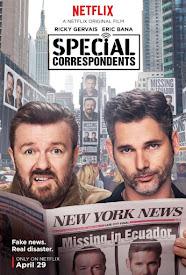 pelicula Special Correspondents (2016)