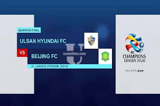 AFC Champions League AsiaSat 5 Biss Key 10 December 2020