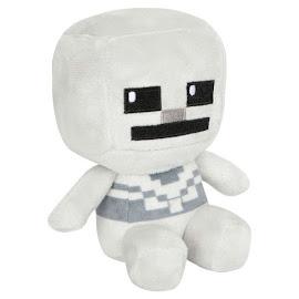 Minecraft Skeleton Plush