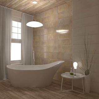 Дизайнът на съвременната баня – цветове и цветови съчетания