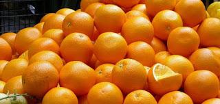 فوائد البرتقال لجسم الانسان