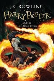 تحميل و قراءه رواية هاري بوتر The Half-Blood Prince pdf برابط مباشر