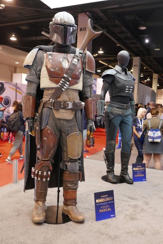 Madalorian Star Wars TV series costumes