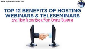 Understanding Webinars and Teleseminars