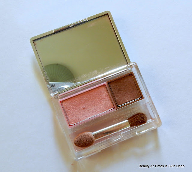 Clinique All About Eyes Eye Shadow Duo Strawberry Fudge