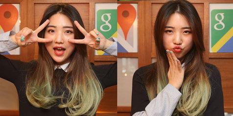 Han Yoora, Cewek Korea Makin Eksis Jadi Youtubers di Indonesia