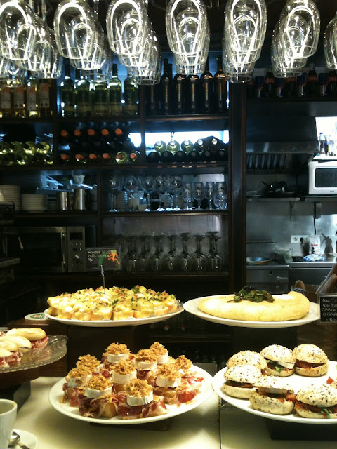 Pintxos Bars in Basque Country