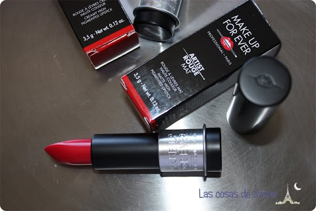 Artist Rouge Lipstick de Make Up Forever