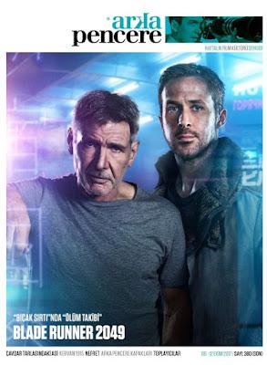 Arka Pencere, 380. Sayı (6 - 12 Ekim) - Blade Runner 2049