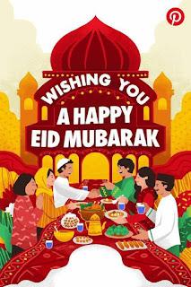 Template Kartu Lebaran dan Ucapan Selamat Hari Raya Idul Fitri 1442H 2021