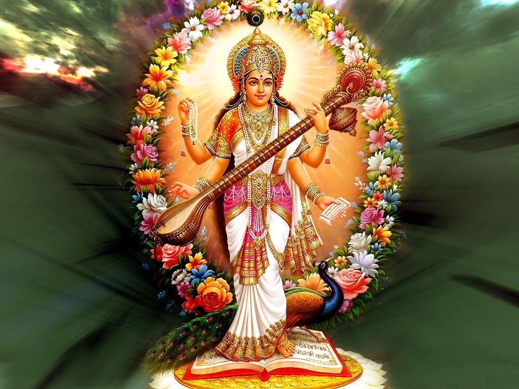 Maa Saraswati HD Wallpapers,Maa Saraswati Images,Maa