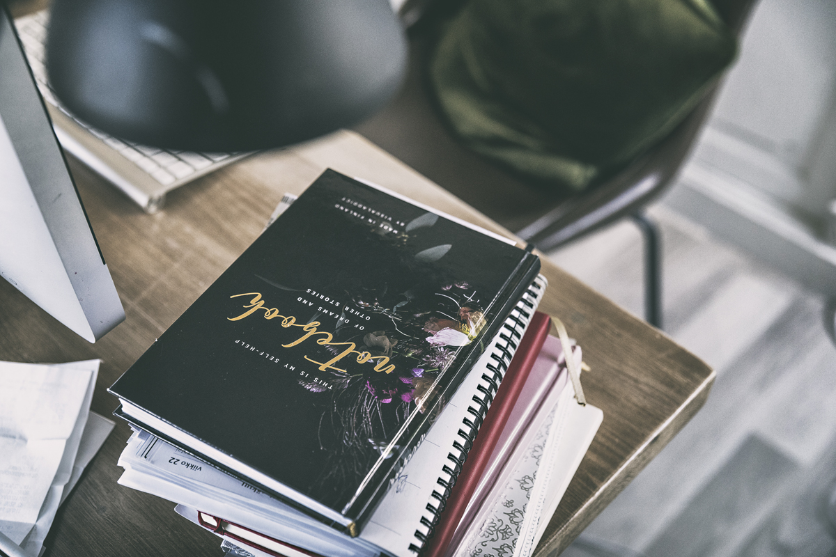 notebook, Hyvä Vuosi, hyvä elämä, oma koti, valokuvaus, elämä, Visualaddict, valokuvaaja, Frida Steiner, Visualaddictfrida, työ