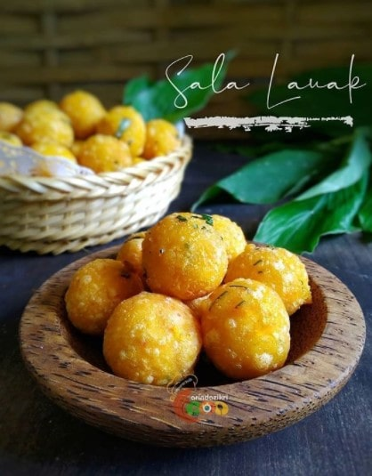 Resep Sala Lauak : resep, lauak, Resep, Lauak, Cocok, Dimakan