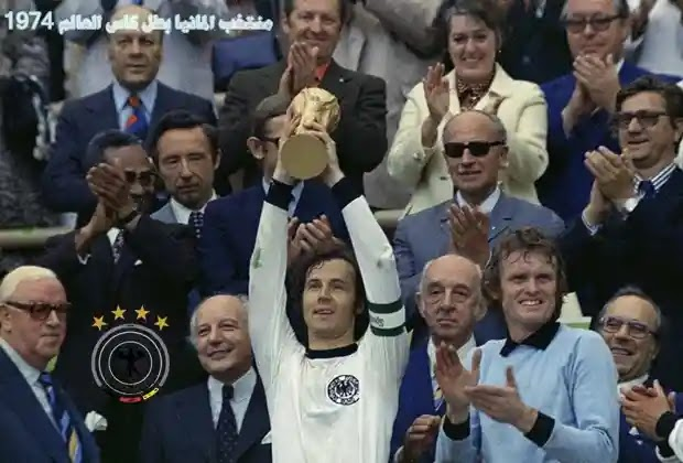 فرانتس بكنباور,كاس العالم 1974
