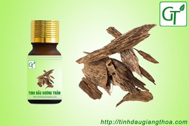 Tinh dầu Hương Trầm nguyên chất chiết xuất 100% tự nhiên