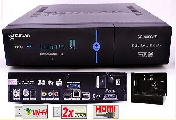 TÉLÉCHARGER NOUVELLE VERSION STARSAT 8800 HD RAR
