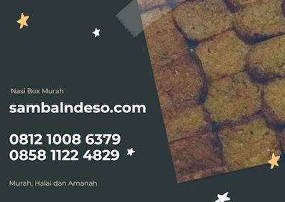 harga paket nasi kotak  murah daerah sektor 1 Bintaro