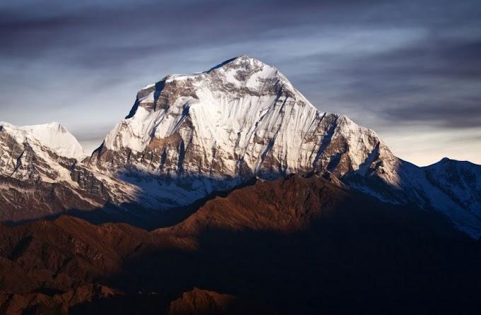 Himalája expedíciók - Varga Csaba elindult a Dhaulagiri csúcsára