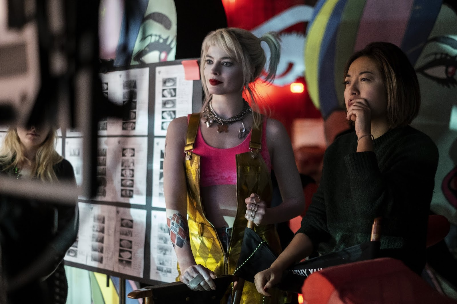 2020 Mujeres cine Cathy Yan