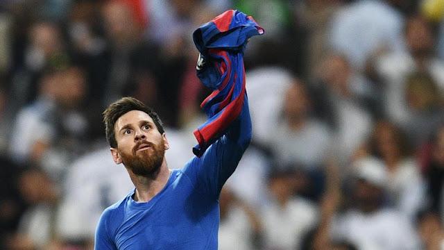Messi Akhirnya Mendapatkan Kontrak Baru Bersama Barca Hingga 2021