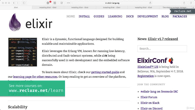 Elixir and Phoenix: Real World Functional Programming