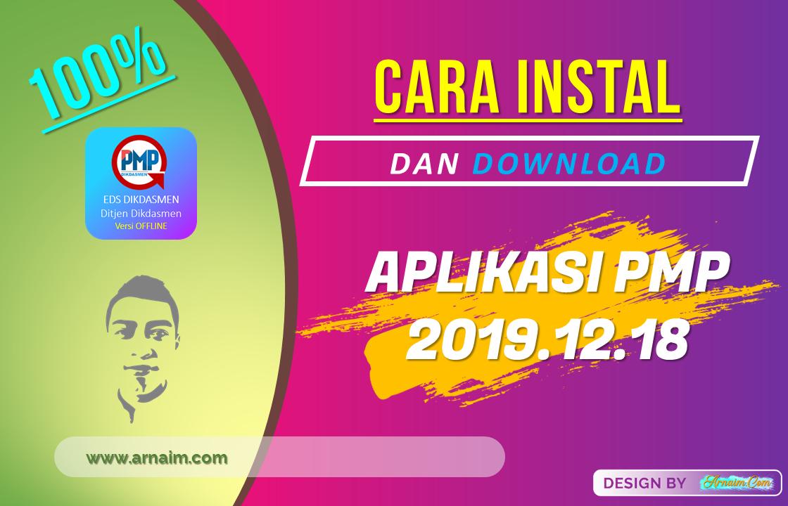 Cara Instal dan Download Aplikasi EDS 2019.12.18