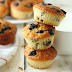 Recipe : Blueberry Muffins