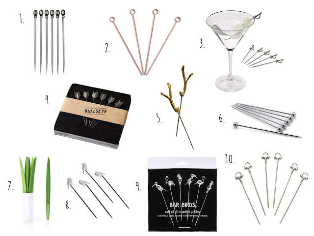 Cocktail Picks