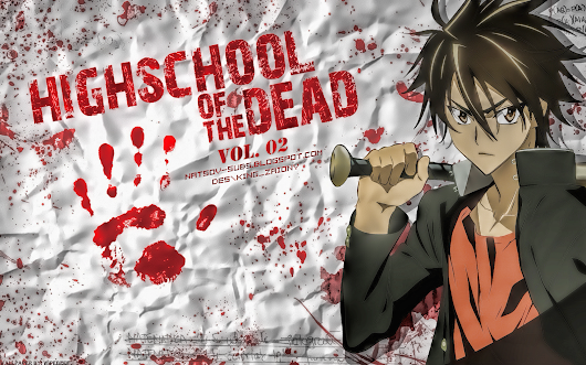High School Of The Dead - Vol.2
