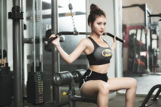 Lịch tập gym cho nữ giảm cân và tăng cân