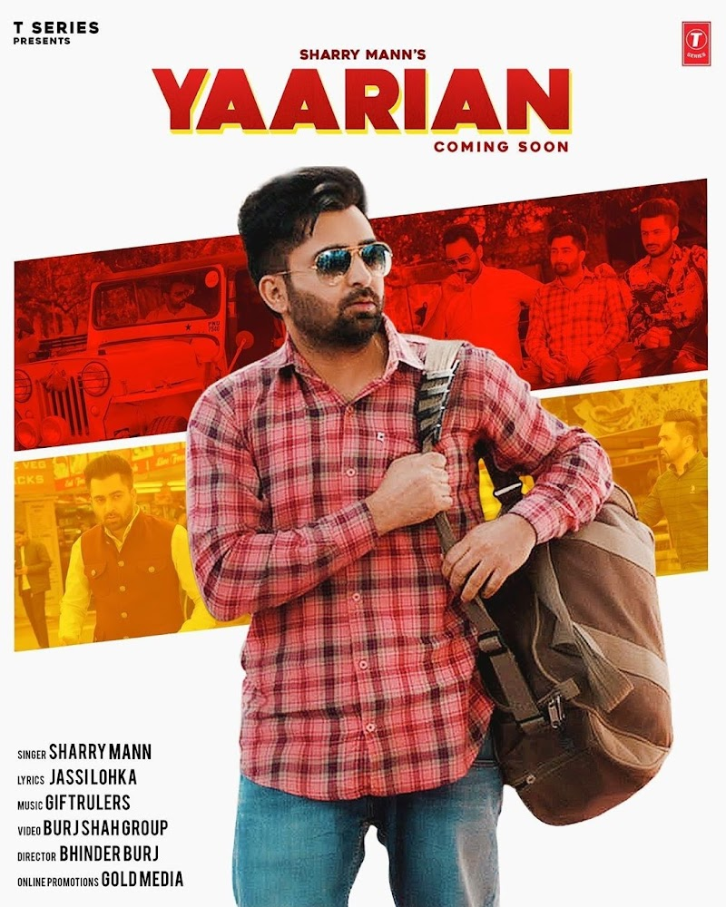 Yaarian Sharry Mann Lyrics