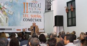 Culminó segunda feria del libro de Cajamarca